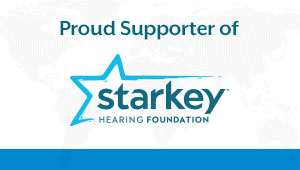 Hearing Aids-Starkey Hearing Foundation-Fitting